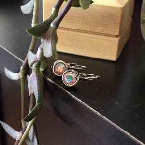 Myka Dangly Earrings